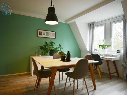 LiveEasy - Einzigartig möbliert Wohnen im 2 Zimmer Appartement | LiveEasy - Uniquely furnished living in a 2 room apartment