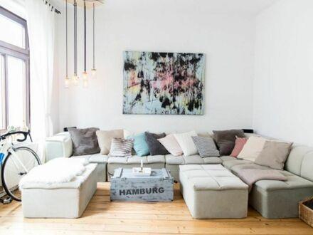 Stilvoll und wunderschön leben in St. Georg direkt an der Alster | Amazing & awesome apartment in popular area St Georg