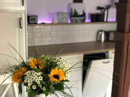 Charmantes Fachwerkhäuschen in Bad Nauheim | Charming guesthouse in Bad Nauheim