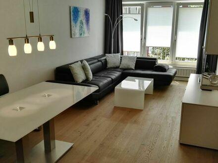 Schickes Zuhause, hochwertig renoviert mit Balkon in Maxvorstadt incl. Duplexgarage | Chic home, high-quality renovated with…
