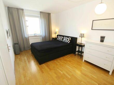 WLAN / Ruhig, hell, modern - Top-Location! Derendorf / Golzheim Bankstraße | Wifi / Quiet, bright, modern - in top location!…