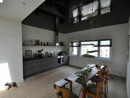 Penthouse in Hamburg Winterhude / Uhlenhorst 5 Min. zur Alster! | New, cute home located in Hamburg-Nord