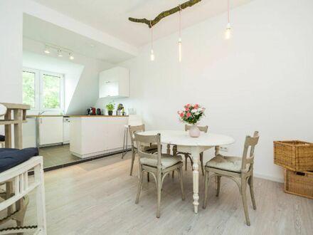 möblierte Altbau Wohnung, helle und ruhige Wohnung in Essen Rüttenscheid   furnished old building apartment, bright and quiet…