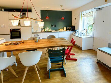 großzügige Familienwohnung in Wohnprojekt in Düsseldorf / Gigabit-Glasfaser | Great family-flat in Düsseldorf