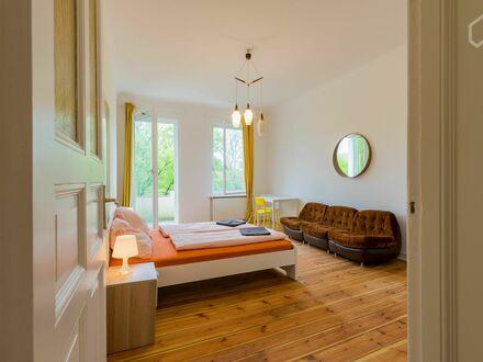 Ruhiges und charmantes Apartment in Neukölln, Berlin | Wonderful, beautiful studio in Neukölln (Berlin)