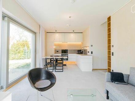 Neues & wunderschönes Studio Apartment in ruhiger Umgebung, Berlin | Cozy, beautiful flat - great view!