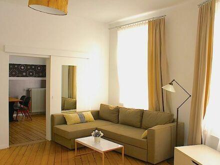 Moderne Altbauwohnung im Essener Süden mit Service   Amazing & lovely apartment in Essen