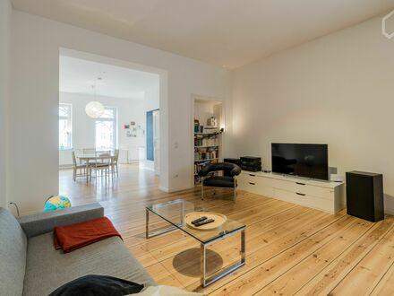Ruhiges, fantastisches Loft in ruhiger Umgebung | Cute, spacious suite near Ostkreuz