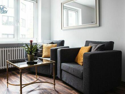 LiveEasy - Luxuriöses Apartment mitten in der City | LiveEasy - Neat & cozy suite in Düsseldorf