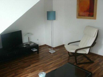 Charmantes Studio Apartment in lebendiger Straße, Oberhausen | Neat suite - great view!