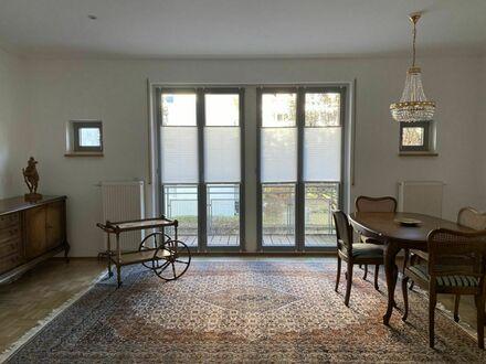 Helle und noble Wohnung in Mainz-Kastel mit Balkon | Bright and elegant apartment in Mainz-Kastel with balcony