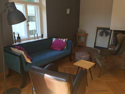 Wunderschöne 4 Zimmer-Wohnung in Stadthaus in Solln mit Gartenbenutzung | Beautiful 4 room apartment in town house in Solln…