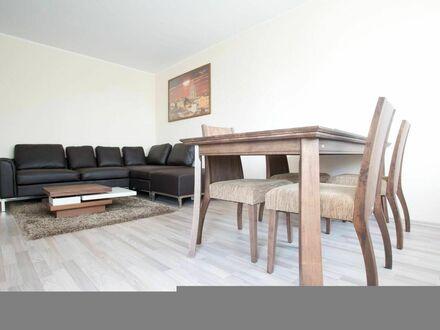 Moderne, komplett möblierte 3-Zimmer-Wohnung Darmstadt-Bessungen   Modern, fully furnished 3-room apartment Darmstadt-Bessungen