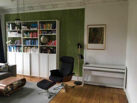 Feinste Altbauwohnung im Herzen von Altona/Ottensen | Charming and lovely appartment in Altona/Ottensen