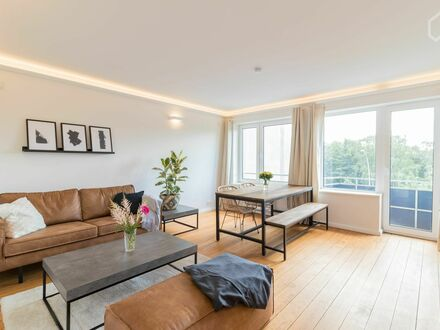 möblierte 3 Zimmer Wohnung in City/Alsternähe | fully furnished 3 room apartment, close to city center and Alster
