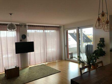 Stilvolle neuwertige 4-Zimmer-Wohnung mit Balkon, Tiefgarage und EBK in Fürth | Perfect studio in Fürth