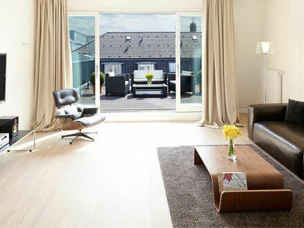 Großes, helles Penthouse im Zentrum von Düsseldorf | Neat & quiet loft (Düsseldorf)