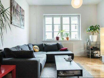 Gemütliche Wohnung mit Balkon im Weitlingkiez | Cozy flat with a balcony near Weitlingkiez