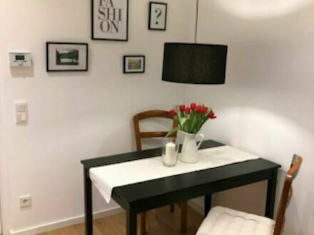 Dachgeschosswohnung im Altbau in Sendling | Penthouse apartment in the old building in Sendling