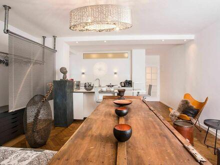 Helle, großartige Wohnung mit großer Südterrasse | Quiet and perfect home in Stuttgart