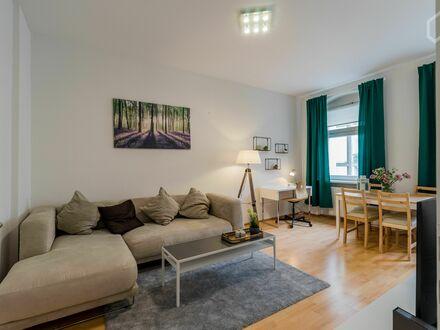 Stylisches 2-Zimmer Apartment im Szene-Kiez Friedrichshain | Modern and stylish flat in Friedrichshain