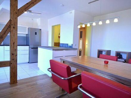 Lichtdurchflutete helle, ruhig gelegene Design-Wohnung, ca. 86 qm, mit Bestlage in Nürnberg-Nord (Kleinreuth h.d.Veste).…