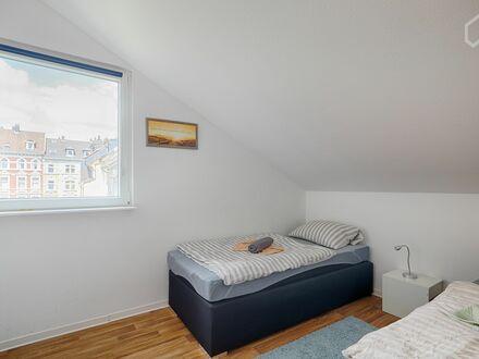 Wundervolles & häusliches Zuhause für bis zu 8 Personen | Great & awesome loft for 8 people