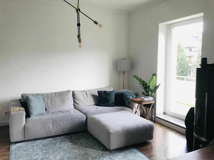 Stilvolles Apartment im Hafenviertel, Nähe Halle Münsterland | Designer home close to Münster Harbour and MCC