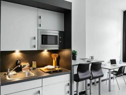 Moderne Wohnung in City Center mit Fahrrad & Gym | Apartment in city center. All inclusive (internet,heating,electricity,gym,TV