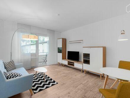 Stilvolles Business Wohnung mitten in Frankfurt am Main | Fashionable & neat studio in Frankfurt am Main
