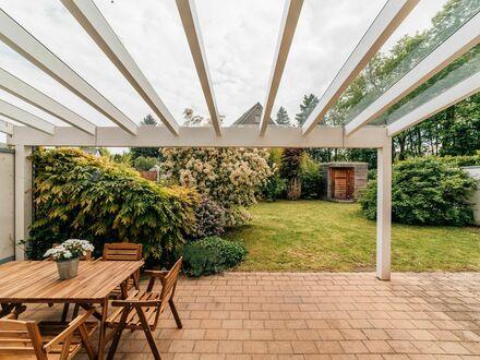 Zentrale Wohnung mit sonnigem Garten gegenüber des Hürth Parks zwischen Köln und Bonn   Central home with sunny garden vis-à-vis…