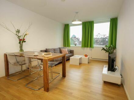 Drei Schlafzimmer (zwei Doppelzimmer/Ein Einzelzimmer) - ganz zentral | Charming & cute suite in vibrant neighbourhood