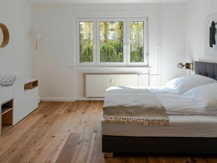 WG-geeignet! Erstbezug! Stilvoll möblierte 3-Zimmerwohnung mit Balkon nahe Bundesplatz | Modern 3-room-apartment with balcony…