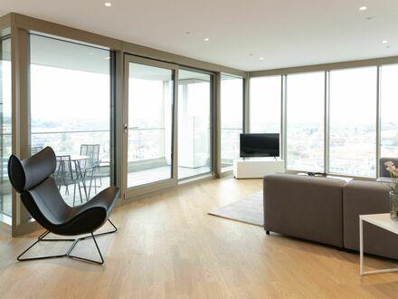 Zuhause mit Weitsicht - 3,5-Zi. Wohnung im Stuttgarter Tor! | Your home with a breathtaking view - Two bedrooms apartment