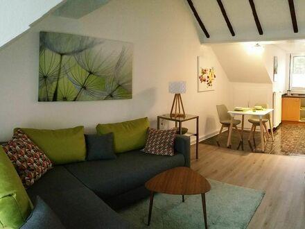 Schicke Dachwohnung mit Terrasse | Pretty, nice studio (Köln)