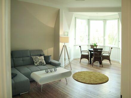 Stilvoll Wohnen in mod. Altbau-Villa Große Auster | Pretty & awesome suite Große Auster (Saarbrücken)