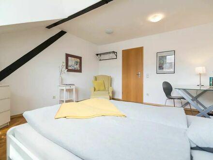 Stilvolles und liebevoll eingerichtetes Studio in Krefeld   Great, quiet suite located in Krefeld