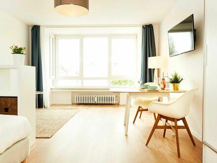 Frisch saniertes gemütliches und ruhiges Apartment direkt an der Uni in Sülz | Modern apartment cozy and quiet at the university…