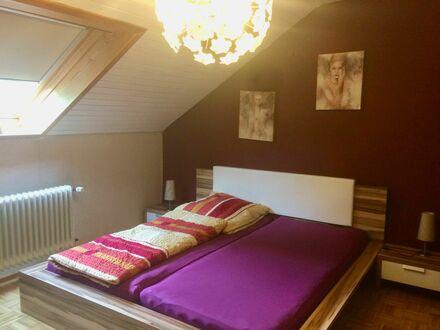 Gemütliche Wohnung in ruhiger Lage mit Balkon Nähe Flughafen und Messe Stuttgart | Charming apartment in quiet neighborhood…