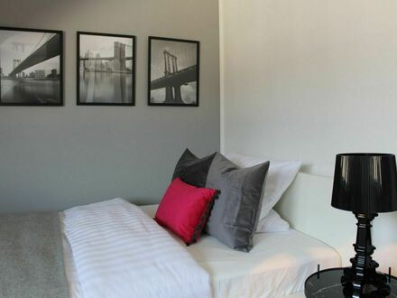 Möbliertes, helles 1-Zimmer Apartment in Aachen-City | Neat, spacious suite in Aachen