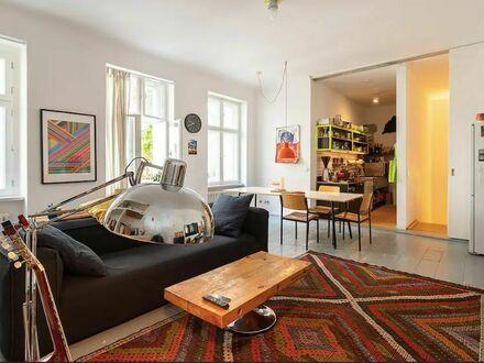 Gemütliches & charmantes Maisonette Wohnung in Friedrichshain (Berlin) | Cozy and great Maisonette apartment in Friedrichshain,…