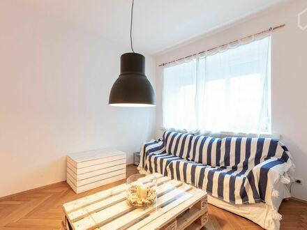 Ruhiger Garten und charmantes Apartment in München Ost | Neat apartment and cute garden in Munich East