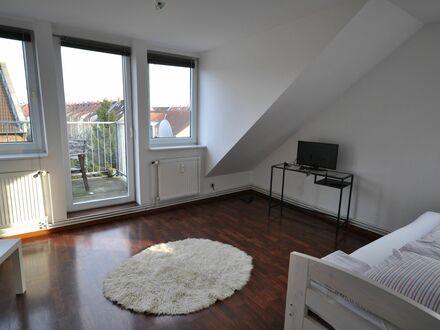 Voll ausgestattete, moderne Wohnung in Braunschweig | Fully furnished, modern apartment in Brunswick