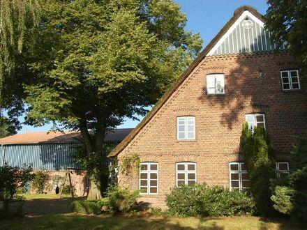 Ankommen und wohlfühlen in dem stilvollen Gästehaus mit 6 schönen Doppelzimmern und Bauerngarten ! Hamburgnah | Arrive and…