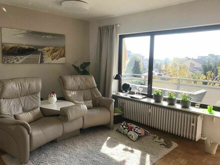 Wunderschönes Apartment in Oftersheim voll möbliert ca.100qm SAP / HD | Pretty suite located in Oftersheim SAP / HD
