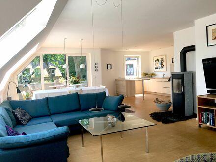 Exclusive Loft-Wohnung mit Hafenblick | Great apartment in Flensburg
