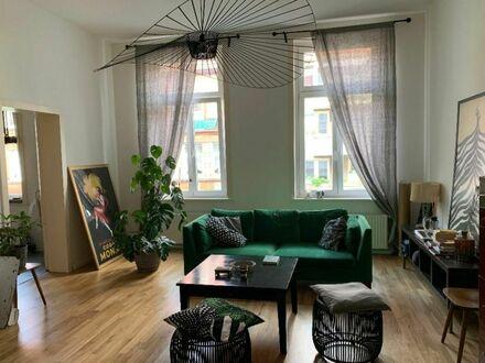 Stilvolle Wohnung in zentraler Lage in der Oststadt von Hannover | Stylish apartment in a central location in the eastern…