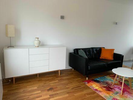 Möblierte wunderschöne Wohnung in Eimsbüttel mit Garagenstellplatz (bei Bedarf) und 2 großen Balkonen | Bright apartment…