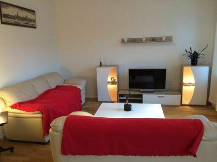 Modernes und fantastisches Apartment mit Loggia in der Hafencity | Modern & awesome loft with loggia in central location…