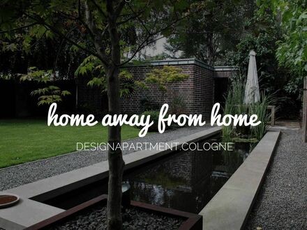 DESIGNAPARTMENT.COLOGNE *home*away*from*home* | DESIGNAPARTMENT.COLOGNE *home*away*from*home*